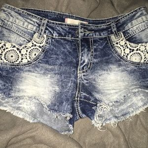 Size 11 shorts never worn before except trying on.